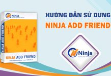 Tổng hợp hướng dẫn Ninja add friend