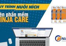 Phần mềm nuôi nick Ninja Care
