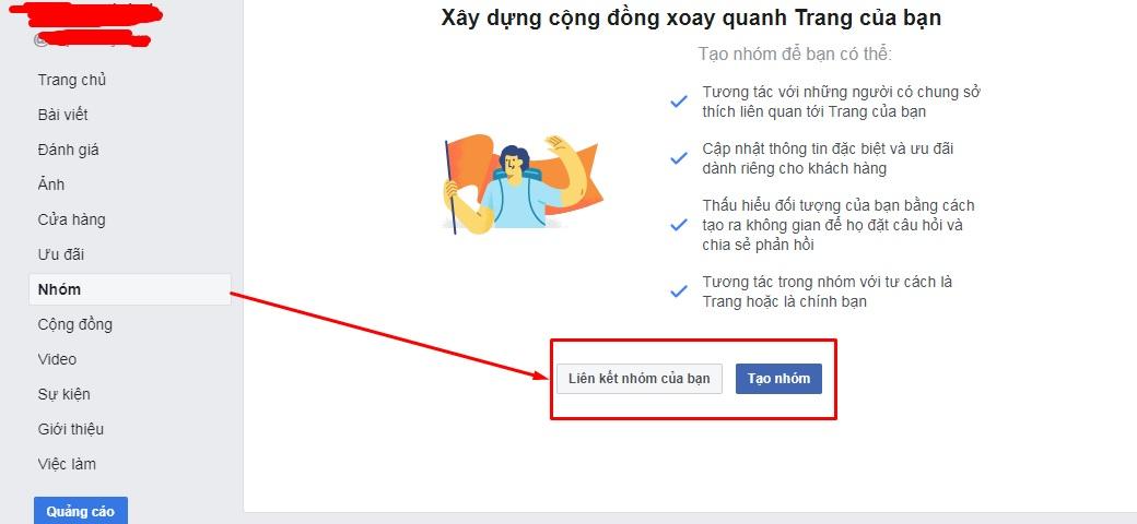 11 Tương tác trên Group Facebook bằng Fanpage có lợi ích gì?