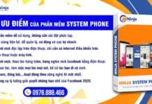 ưu điểm của phần mềm nuôi nick trên điện thoại- Ninja System Phone