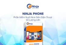 phần mềm nuôi nick trên điện thoại