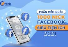 Phần mềm nuôi 1000 nick facebook tự động chuyên nghiệp