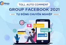 Tool auto comment group facebook 2021 tự động