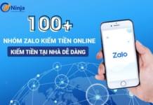 Tổng hợp link nhóm zalo kiếm tiền online hiệu quả
